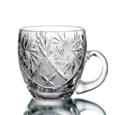 Crystal Cups Set of 6