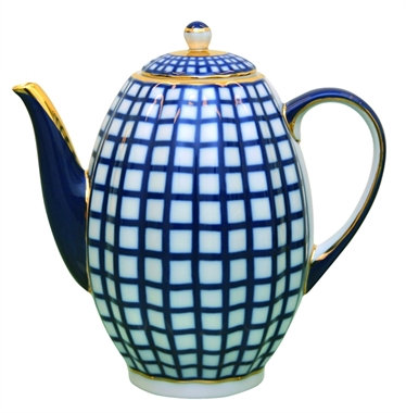 Quatro Coffee Pot