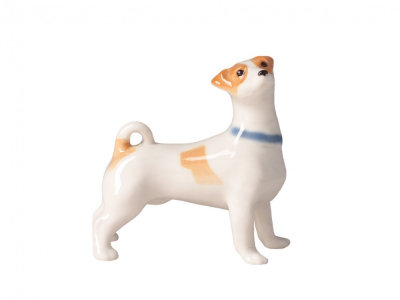 JACK RUSSELL TERRIER DOG STANDING