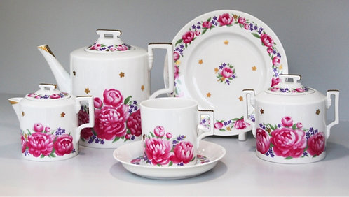 First Date 20 pcs Tea Set for 6 persons