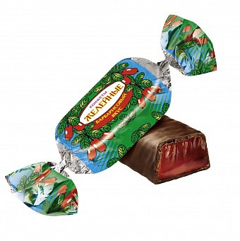 """Chocolate Candy """"Barberry Jelly"""" 100gr"""