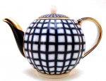 Quatro Tea Pot