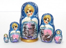 Matryoshka Winter