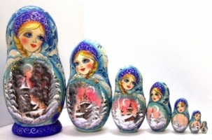 Matryoshka Winter
