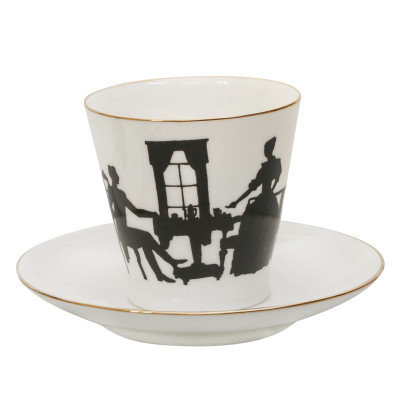 Together Cup & Saucer