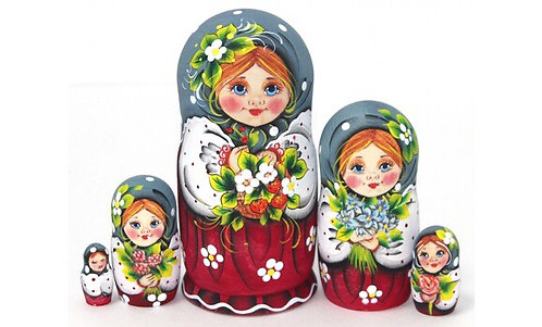 Matryoshka Dasha&Berries
