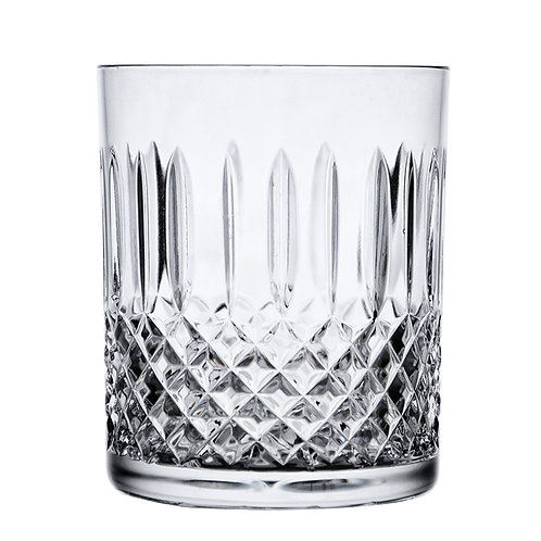 Crystal Whiskey Glasses Set of 6