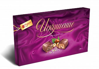 "Box of Chocolate Sweets ""Temptation"""