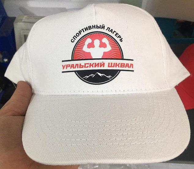 Кепка с лого