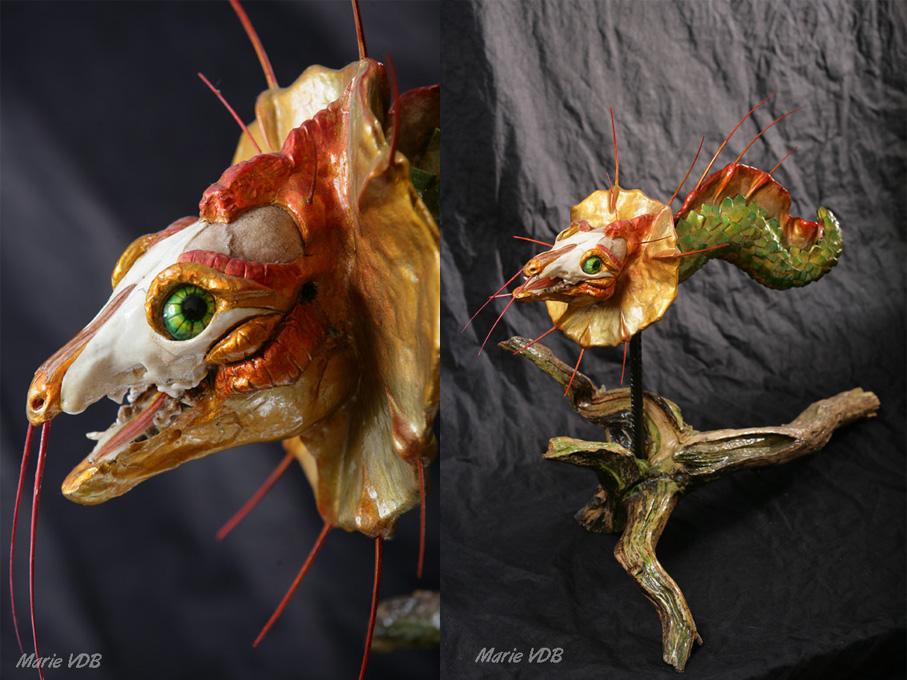 Le Dragon mangeur d'Ombres