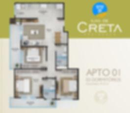Tipo 02 Ilha de Creta