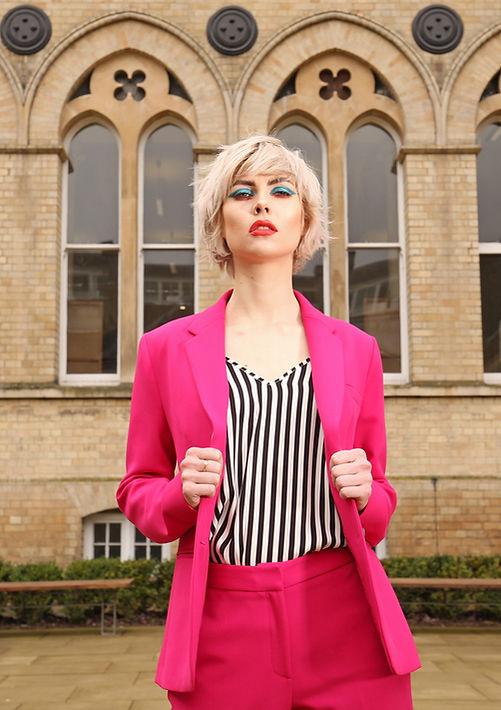 Fashion portrait photographer Nottingham