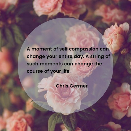 Finding Self Compassion in Recovery