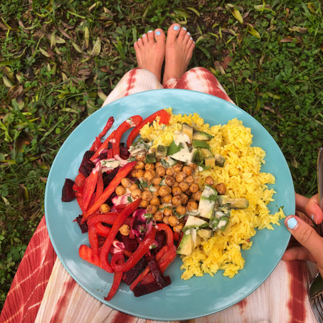 5 Minute Mindful Eating Experience