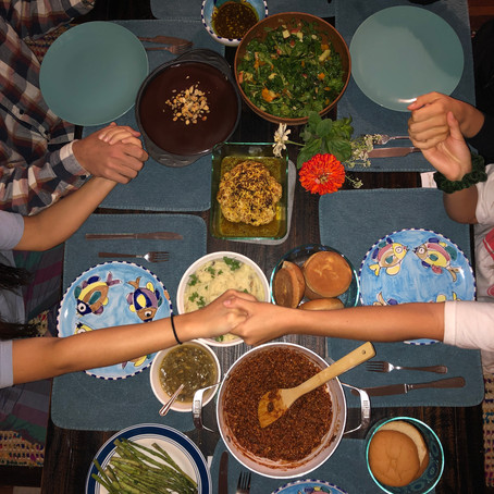 Grati-Food: Plant-based Thanksgiving Ideas!