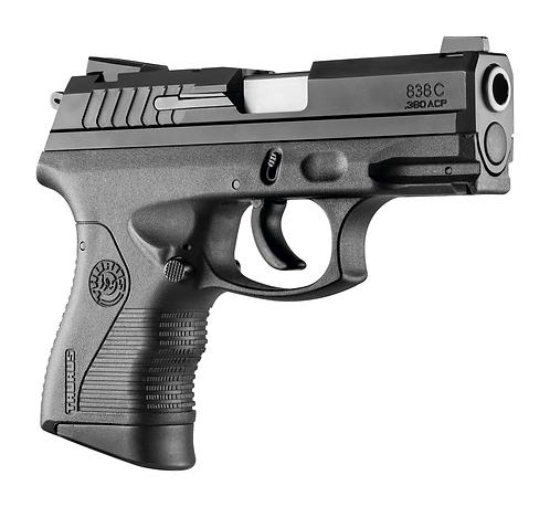 Pistola Taurus PT838 Compacta
