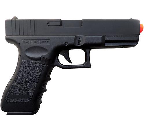 Pistola Airsoft CM30 Glock Plástico 6mm Elétrica