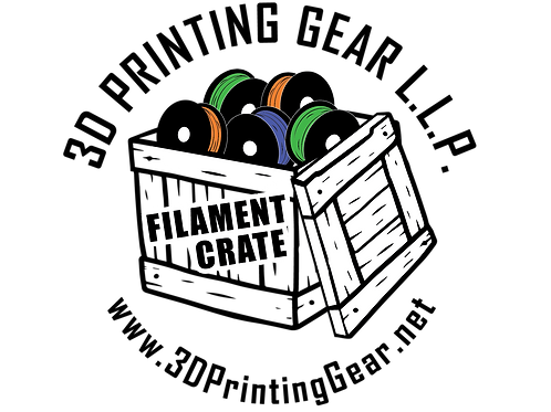 3DPG's Filament Crate Monthly Filament Subscription