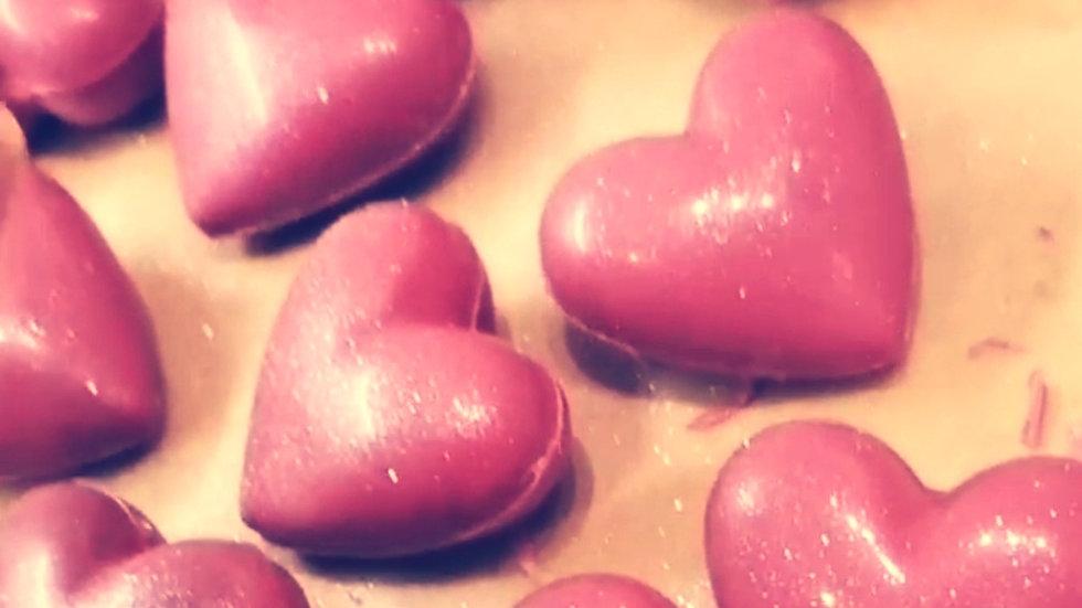 Ruby Hot Chocolate Bombs