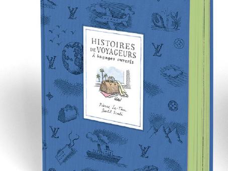 """Histoires de voyageurs"", par David Foenkinos"