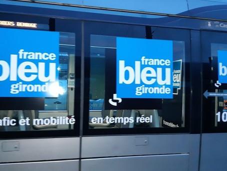 """""""Les Jours d'avant"""" : Bertil Scali était l'invité de France Bleu Gironde"""