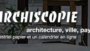 Archiscopie, la revue de la Cité de l'architecture & du patrimoine
