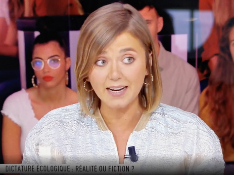 Camille Dauxert, Canal+ : c'est passionnant !