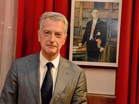"""Hervé Gaymard : """"Un récit passionnant et haletant de ces heures décisives"""""""