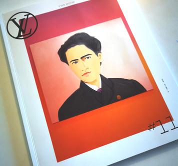 """Numéro 11 du magazine """"The Book"""" de Louis Vuitton"""