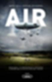 AIR, le roman de Bertil Scali et Raphaël