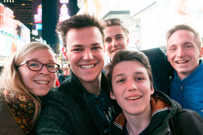 Student Startup Trip New York 2017