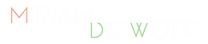Miriam De Wolf logo