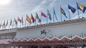 第76回ヴェネチア国際映画祭に審査員として参加しました。