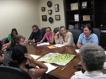 Red de Museos y Centros de Visitantes de Panama
