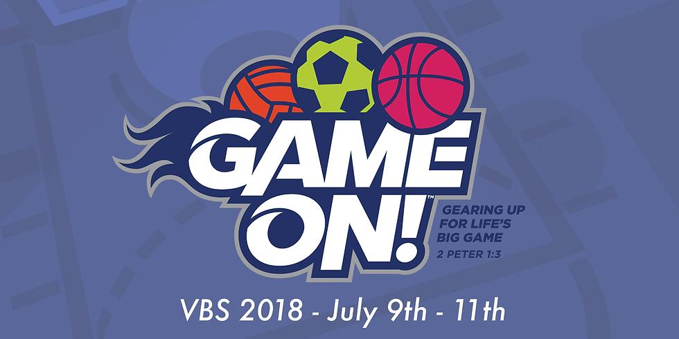 VBS - Summer 2018