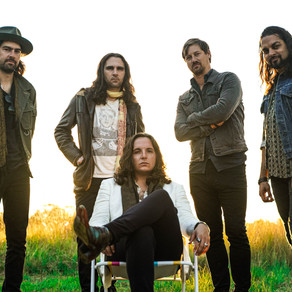 THE GRAND UNION FOLLOW UP THEIR DEBUT WITH 'DARKEST HORSE'