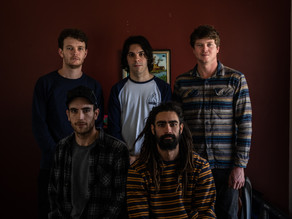 PREMIERE: LISTEN TO CEDARSMOKE'S NEW SINGLE 'BEING YOUNG IS GETTING OLD'