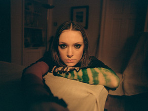 HOLLY HUMBERSTONE UNVEILS NEW SINGLE 'HAUNTED HOUSE'