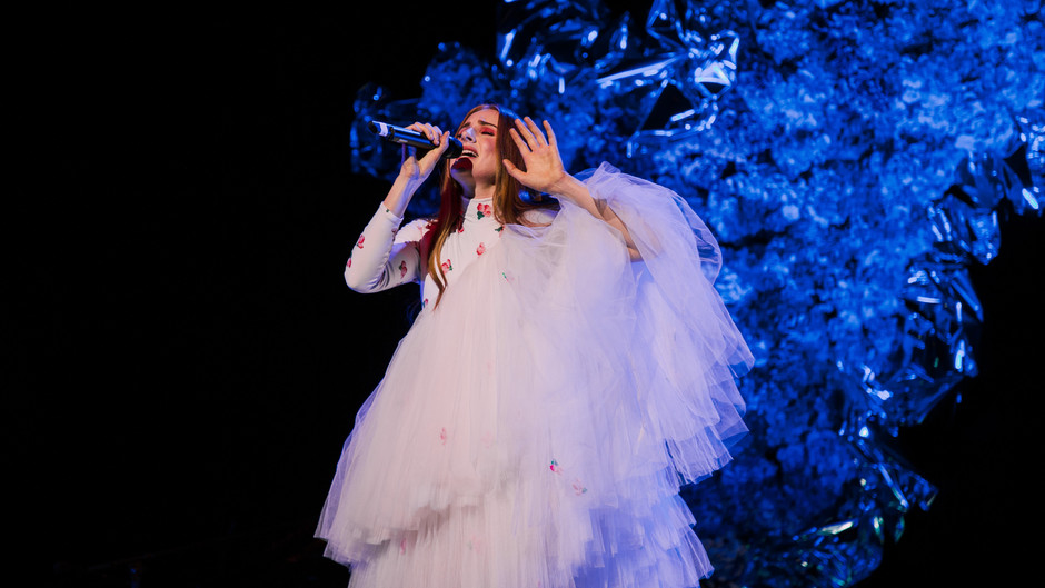 VERA BLUE: EVERYTHING IS WONDERFUL // AN ORCHESTRAL EXPERIENCE