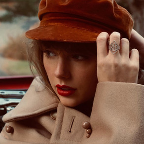 TAYLOR SWIFT ANNOUNCED NEW RE-RECORDED ALBUM, WE ARE NOT READY!