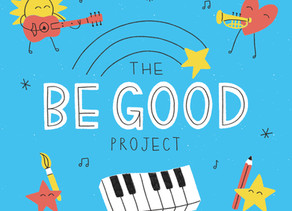 ROBOT JAW RECORDS LAUNCH 'THE BE GOOD PROJECT'