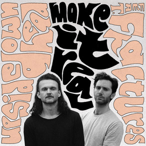 UPSIDEDOWNHEAD TEAMS UP WITH FRACTURES ON 'MAKE IT REAL'