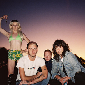 AMYL AND THE SNIFFERS SHARE NEW SINGLE 'SECURITY'