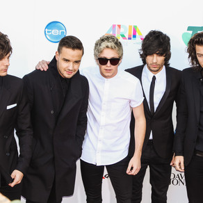 ONE DIRECTION CELEBRATE 10TH ANNIVERSARY