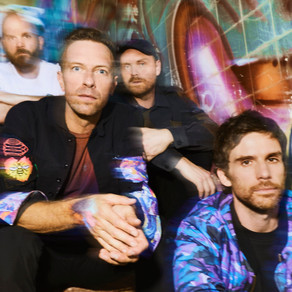 COLDPLAY ANNOUNCE NINTH STUDIO ALBUM 'MUSIC OF THE SPHERES'