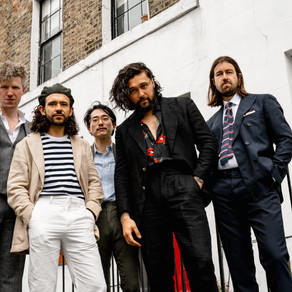 GANG OF YOUTHS UNVEIL VISUAL FOR 'UNISON'