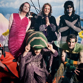 KING GIZZARD & THE LIZARD WIZARD CONTINUE VIDEO SERIES WITH 'CATCHING SMOKE'