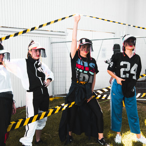 HAIKU HANDS ANNOUNCE EAST COAST TOUR + DROP VISUAL FOR 'SUPER VILLAIN'