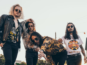 THE CROOKEDS TAKE US THROUGH THEIR DEBUT EP TRACK BY TRACK