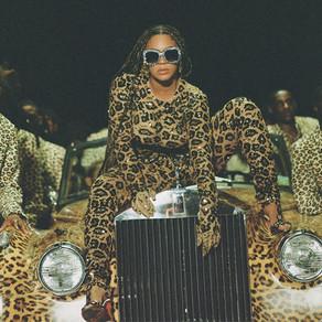 BEYONCÉ ANNOUNCES VISUAL ALBUM 'BLACK IS KING'